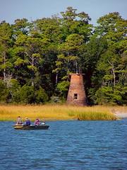 Price's Creek Light (mosbysraid) Tags: wilmingtonnc civilwar lighthouse capefear rangelight