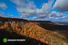 Helderberg Escarpment | 10.26.2016 (john bulmer) Tags: thacherpark helderberg foliage escarpment fall statepark landscape