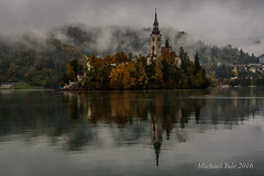 Lake Bled-1-38 (Michael Yule - I Can See For Miles) Tags: lake bled slovenia water buildings autumn october landscape nikon d7100