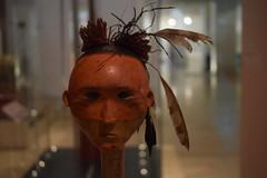 Ball-headed Club (Bebopgirl1969) Tags: club iroquois firstnations nativeamerican nationalmuseumofscotland