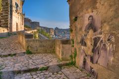 Pasolini fra i Sassi di Matera (Uisge Beatha) Tags: matera sassi basilicata pasolini vangelosecondomatteo