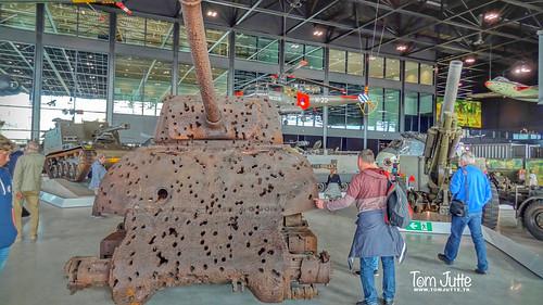 M4A1 Sherman Tank, Soesterberg, Netherlands - 3967