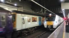 My first ever Thameslink 700! (World Travel & Transport TV) Tags: thameslink700 class700 thameslink 700 class st pancras international station stpancrasinternationalstation