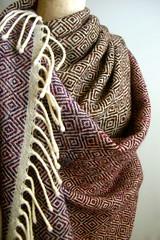 CIMG0795 (heavenwardi) Tags: handweave wool handwoven handweaving shawl