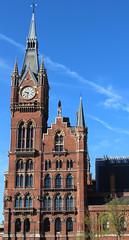 St Pancras Station (esuckow2) Tags: stpancras london