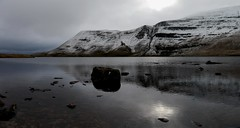 Llyn y Fan Fawr, Brecon Beacons (Explored) (Mumbles Head) Tags: wales mountains breconbeacons llynyfanfawr snow winter lake bbcwalesnature