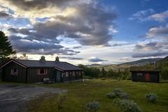 First light (georg19621) Tags: season summer landscape sunsetsunrise architecture building norwegen
