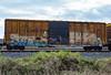 (o texano) Tags: houston texas graffiti trains freights bench benching pause meeka worm lewis adikts a2m