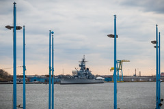 Philadelphia '16 (R24KBerg Photos) Tags: philadelphia philly city northeast urban pennsylvania canon 2016 historic freedom usa ussnewjersey newjersey camden battleship navy delewareriver boat ship