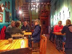 Petit Caf Liege (sander_sloots) Tags: caf luik liege enneuvice mensen people chair stoelen cosy gezellig