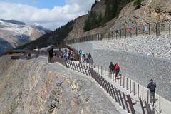 2016-100247 (bubbahop) Tags: 2016 canadatrip jasper national park alberta canada glacier skywalk sunwapta valley