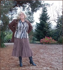 2016 - 11 - 10 - Karoll  - 020 (Karoll le bihan) Tags: femme feminization feminine travestis tgirl travestie travesti transgender effeminate transvestite crossdressing crossdresser travestisme travestissement fminisation crossdress lingerie escarpins bas stocking pantyhose stilettos