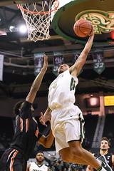 MBasketball-vs-Oregon State, 12/3, Chris Crews, DSC_9548 (Niner Times) Tags: 49ers basketball beavers cusa charlotte d1 mens ncaa oregon pac12 state unc uncc ninermedia
