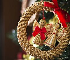 Dos angelitos (Panthea616) Tags: navidad christmas lagraellavintage clickanddreamfriends 7dwf crazytuerdaytheme two dos
