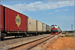 I'm such a failure (Bingley Hall) Tags: australia southaustralia rail railway railroad transport train transportation trainspotting locomotive engine diesel clydeengineering emd 567bc b61 railpage:class=18 railpage:loco=b61 rpauvicbclass rpauvicbclassb61 winninowie artc leighcreek coal hoppers