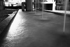 (Jimmy Olsen Junior) Tags: silkeffect fountain blackandwhite blancoynegro spain espaa water longexposure city salamanca ciudad chorro fuente agua largaexposicindiurna