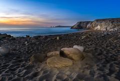 Plage de Bara - Les rochers (Manuel ADAMI) Tags: weekends paysages marins