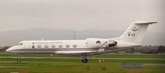 V-11  Gulfstream Aerospace G-IV Gulfstream IV  c/n 1009 (John S Douglas) Tags: militaryjet