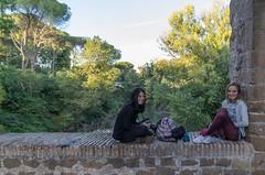 Giovani fotografe (Merlindino) Tags: valledellaniene roma romamor aniene pentaxiani pentaxart pentax justpentax k5 smcpda1650mmf28edalifsdm