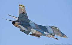 F-16C 86-0271 64thAGRS 57thWG Nellis AFB, NV (Maverick 31ATSG) Tags: f16c 860271 64thagrs 57thwg nellis afb nevada