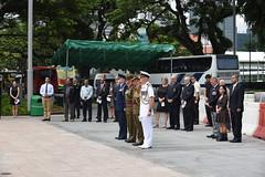 Img557635nx2 (veryamateurish) Tags: singapore remembranceday armisticeday wreathlaying cenotaph padang connaughtdrive singaporecricketclub