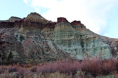 Cathedral Rock (@bastique) Tags: cathedralrock johndayfossilbedsnp oregon john day fossil beds nm johndayfossilbedsnm