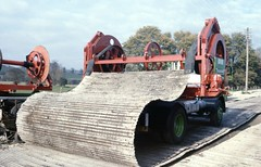 img999 (foundin_a_attic) Tags: aec 1975 trackway 0869 4661 eve construction nud 881 p mercury green industrial machinery
