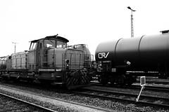 DSCF5661 (aljoscha) Tags: berlin westhafen industrie industrial gterwagen behala