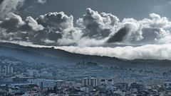 Coimbra: Cumulus & Co (rgrant_97) Tags: coimbra portugl clouds núvens olympus effects