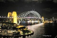 Sydney Harbour Bridge (Gerald (Wayne) Prout) Tags: sydneyharbourbridge cityofsydney newsouthwales australia prout geraldwayneprout canon canoneos60d nsw sydney harbour bridge coathanger thebridge dawespoint milsonspoint point dawes milsons bradfieldhighway