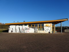 Sportplatz Werftallee (fchmksfkcb) Tags: rostock mecklenburgvorpommern mecklenburg mecklenburgwesternpomerania