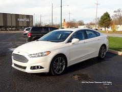 2014 Ford Fusion Titanium AWD Sedan (JCarnutz) Tags: 2014 ford fusion titanium awd