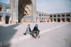 Isfahan (Paulina Wierzgacz) Tags: isfahan esfahan asia middleeast persia persiangulf city mosque temple street streets people discover explore portrait reportage documentary travel trip traveller travelling tourist town walk wanderlust roadtrip road