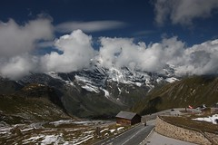 Grossglockner High Alpine Road (andrewturnbull3) Tags: grossglockner alpine pass clouds sky mountains alps austria canon eos 40d