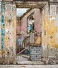 Havana Fixer Upper (YT Blue) Tags: havana cuba windows doors cinder block gate colors