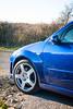 Enkei RS alloy (Bennett Photography - jonyb466) Tags: focus rs mk1 blue wheel alloy ford fast hot hatch