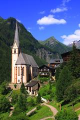 heiligenblut (NOUKAI) Tags: eglise autriche village montagne exterieur heiligenblut