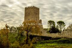 Arpino (FR), 2016, La cosidetta Torre di Cicerone. (Fiore S. Barbato) Tags: italy lazio arpino civitavecchia acropoli mura poligonali ciclopiche torre cicerone ciociaria ciociaro ciociari