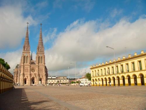 Cityscape - Luján (Argentina)