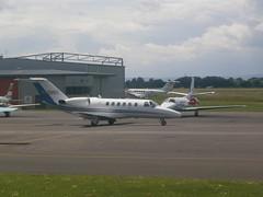 N525DT Cessna Citation CJ2 (Aircaft @ Gloucestershire Airport By James) Tags: james airport gloucestershire cessna lloyds citation cj2 bizjet egbj n525dt