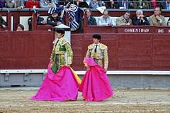 23 05 14_3969 (fjac65) Tags: madrid las miguel angel de san feria el toros juli isidro corrida josé maría manzanares ventas 2014 perera