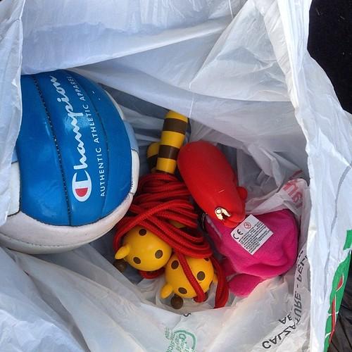 ora ho anche la borsa dei giochi!!!