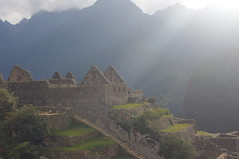 Machu Picchu, Peru (ARNAUD_Z_VOYAGE) Tags: world new city white black heritage peru machu picchu inca america montagne landscape lost temple town site amazing agua view respect pentax district cusco south peak icon unesco sharp seven valley sacred historical civilization archaeological legend region moutain sanctuary wonders emperor urubamba hiram incas peruvian kx quechua bingham calliente pachacuti