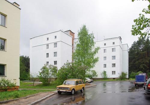 VAZ-2102. Belarus, Naroch