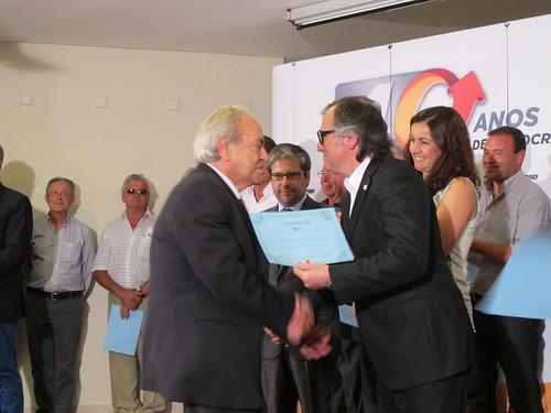 Comemoração 40 Anos PSD Caminha