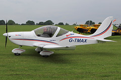 G-TMAX (QSY on-route) Tags: northampton expo orm aero 2014 sywell gtmax egbk 30052014