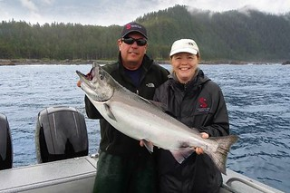 Alaska Salmon Fishing Lodge - Luxury 45