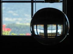 La finestra di Sabrina (fotomie2009) Tags: reflection switzerland suisse refraction svizzera valais riflesso anzère rifrazione romande vallese romanda