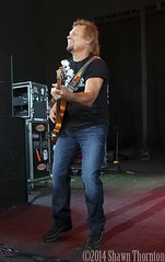 Sammy Hagar- Freedom Hill - Sterling Heights, MI 07/23/14