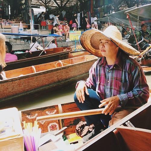 Hua Hin Floating Market / Thailand